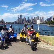 In memory of dad celebration, Sydney Australia
