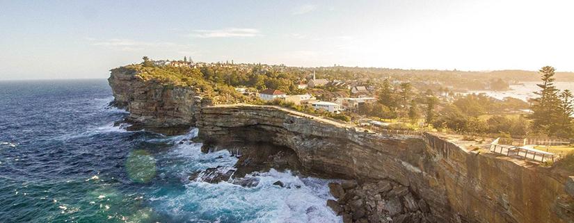 Suicides at The Gap Sydney NSW – Part 2. Sydney Australia