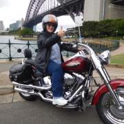 3bridges Harley tour in Sydney