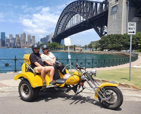 23rd Birthday trike celebration, Sydney Australia