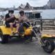 3Bridges trike tour surprise, Sydney Australia
