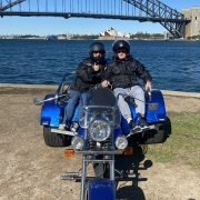 Christmas gift voucher tour. A 2 hour ride around Sydney.