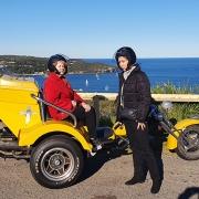A bucket list trike tour around the north shore of Sydney.